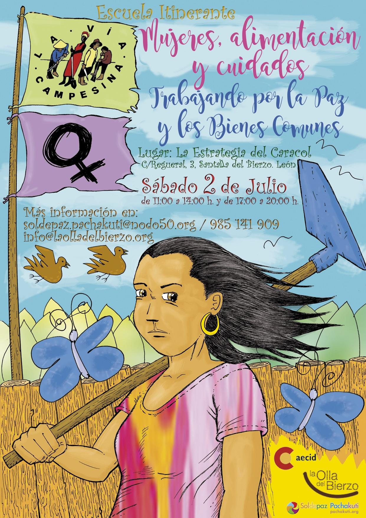 CARTEL EL BIERZO- 2 de julio
