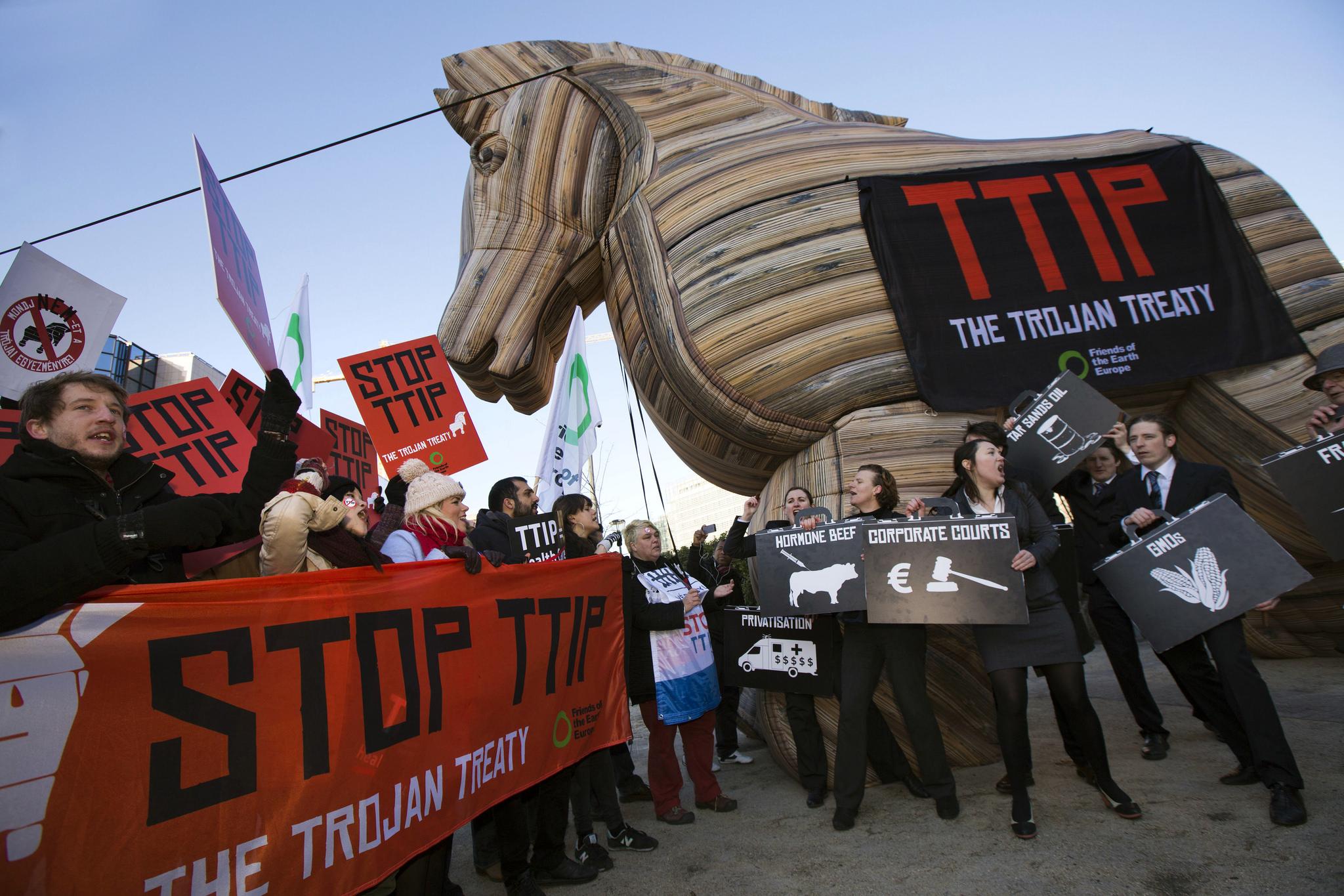 TTIP. Todavía hay tiempo para actuar.